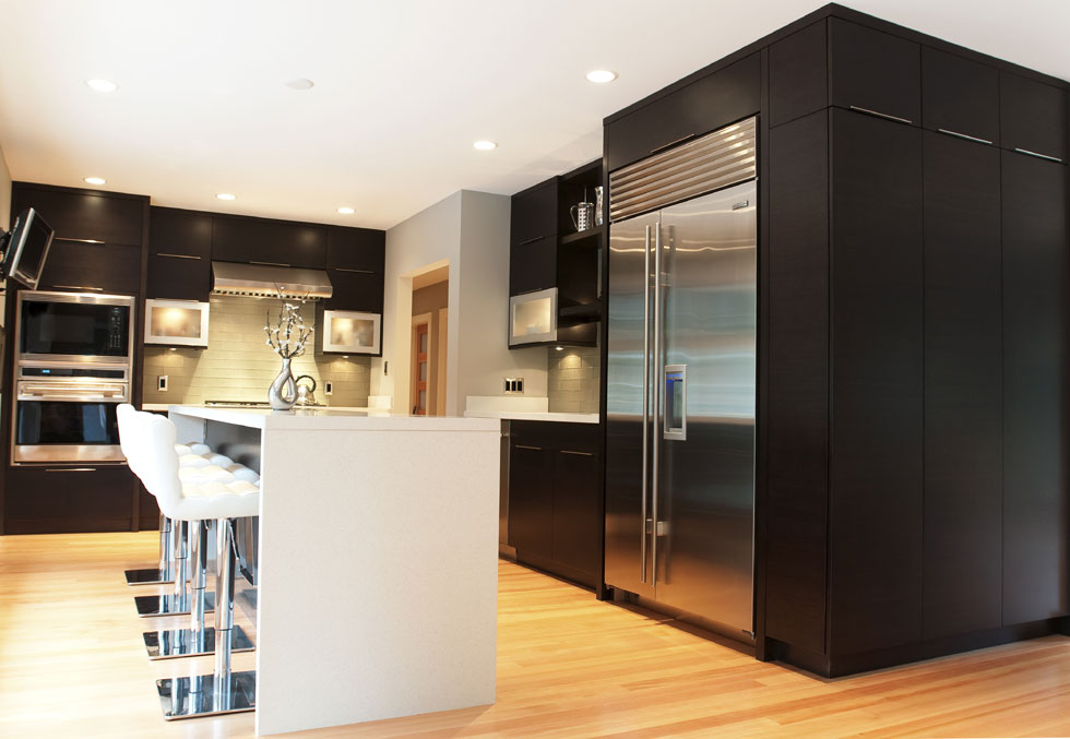 Fusion Woodwork Residential Project Gallery: Osbourne, North ...