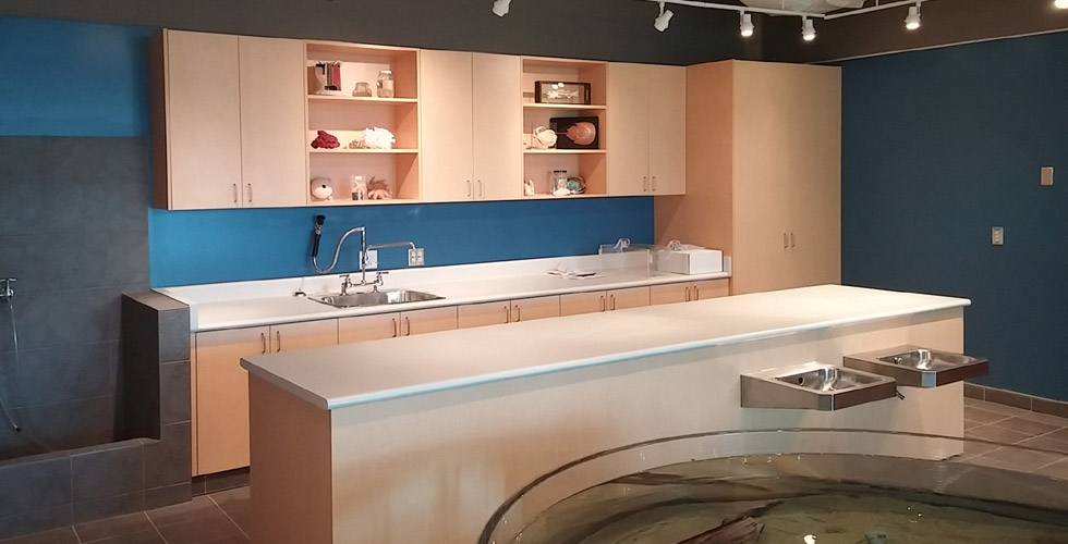 Visit our Commercial Millwork Gallery page...