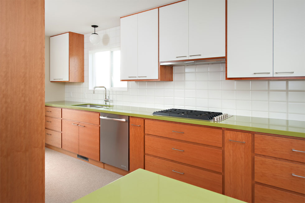 Kitchen Cabinet Refacing Burnaby